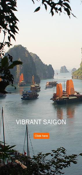 Vibrant Saigon